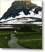 Glacier National Park 8 Metal Print