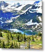 Glacier National Park2 Metal Print