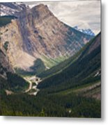 Glacier Road Metal Print by Stuart Deacon