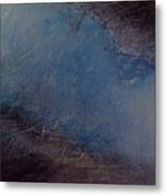 Glacier Water 2 Metal Print