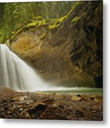 Glacier Waters Metal Print by Stuart Deacon