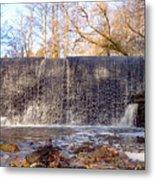 Gladwyne - Dove Lake Waterfall Panorama Metal Print