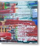 In A New York Minute Metal Print