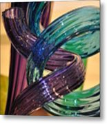 Glassworks 2 Metal Print