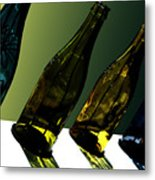 Glassworks Metal Print by Barbara  White