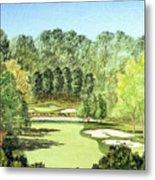 Glen Abbey Golf Course Canada 11th Hole Metal Print