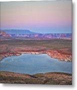 Glen Canyon Page Az Ix Metal Print