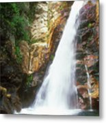 Glen Ellis Falls Metal Print