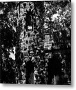 Glen Island Castle  Metal Print