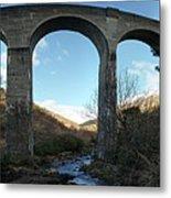 Glenfinnan Viaduct Metal Print