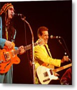 Glenn Frey Joe Walsh-0980 Metal Print