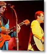 Glenn Frey Joe Walsh-1001 Metal Print