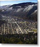 Glenwood Springs Canyon Metal Print
