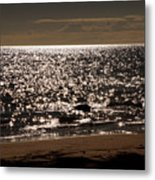 Glistening On The Water Metal Print