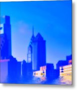 Global Warming Metal Print