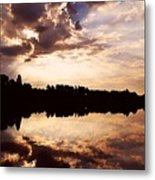 Glorious Moments Metal Print