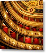 Glorious Old Theatre Metal Print