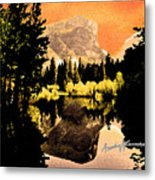 Glorious Yosemite Metal Print
