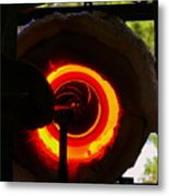 Glory Hole Metal Print