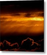 Glourious Sunrise Metal Print