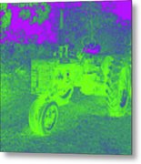 Glow Of The Day Metal Print