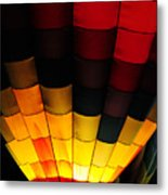 Glowing II Metal Print