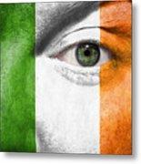 Go Ireland Metal Print by Semmick Photo