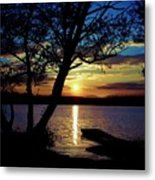 Go To Nature Metal Print