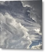 God Speaks Metal Print