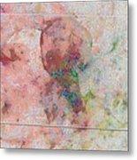Godawful Tissue  Id 16099-041745-08831 Metal Print