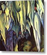 Goddes Of Carlsbad Caverns Metal Print