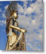 Goddess Isthmus Metal Print