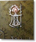 Goddess Of Fertility Metal Print