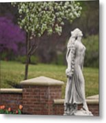 Goddess Of Spring Metal Print