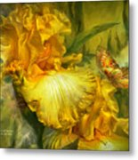 Goddess Of Summer Metal Print