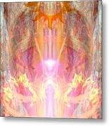 Goddess Shakuru Metal Print