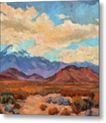 God's Creation Mt. San Gorgonio  Metal Print