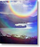 Gods Eye Metal Print