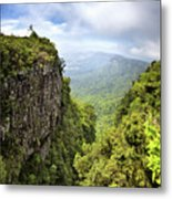 God's Window And The Blyde River Canyon Metal Print