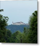 Goettweig Abbey Metal Print