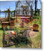 Going Fishing? Metal Print