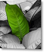 Going Green - Dreamy Metal Print