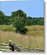 Going To Appomattox Court House Metal Print