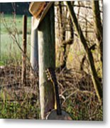 Going To The Country Metal Print