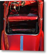 Going Topless Metal Print