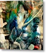 'going Within' Metal Print