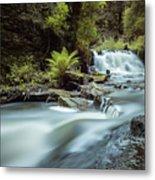 Goitstock Mill Waterfall  Metal Print