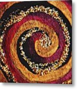Gold And Glitter 56 Metal Print