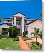 Gold Coast Home Metal Print