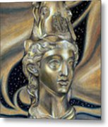 Gold Rhyton From Bulgaria Metal Print